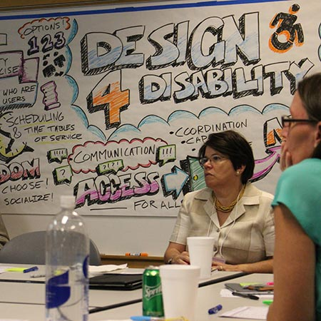 Design 4 Disability Local Initiative