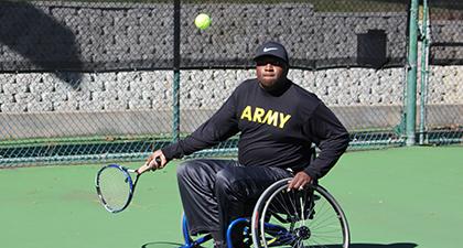 Injured Military