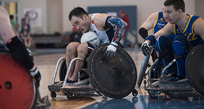 USA Wheelchair Rugby